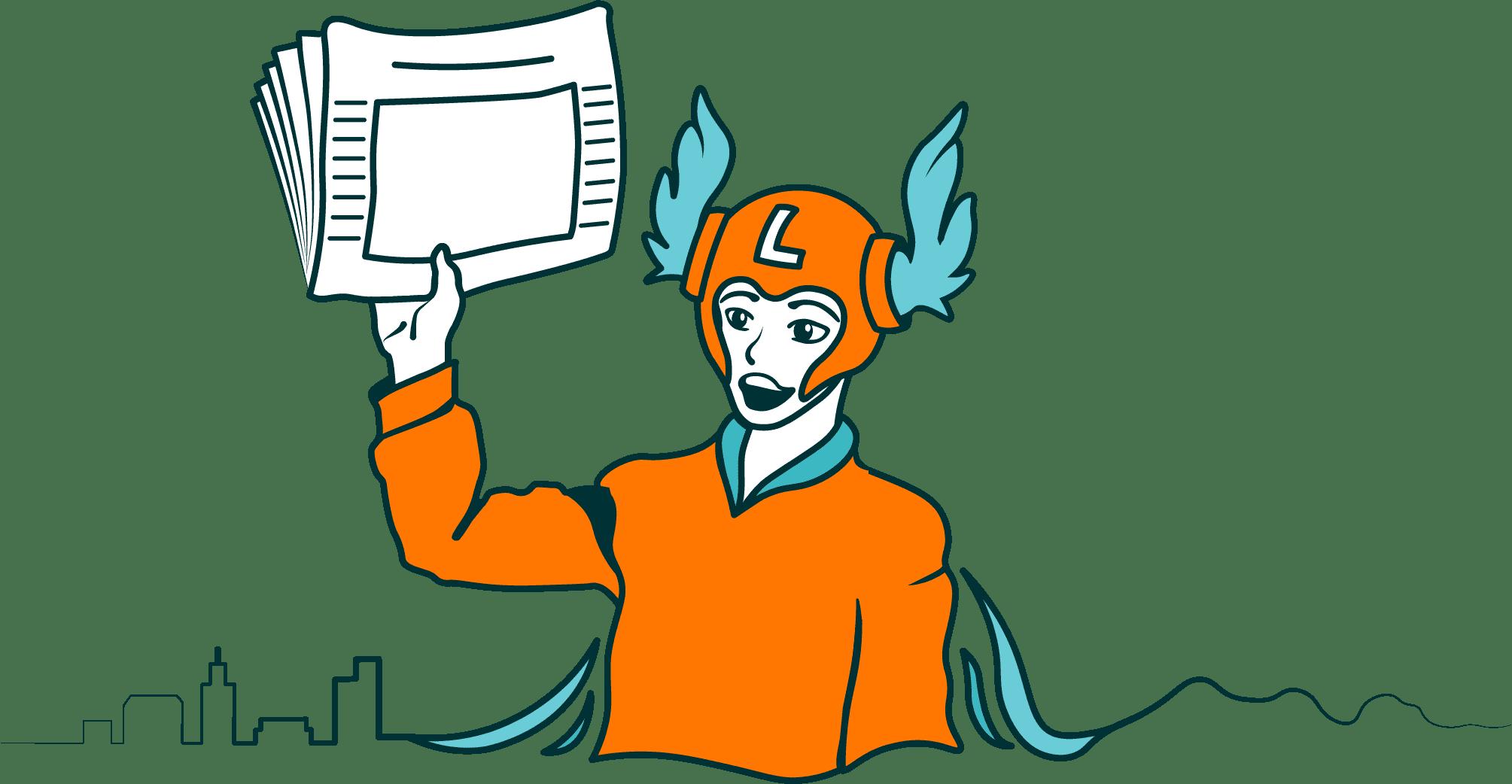 Newsletter LOKALERO