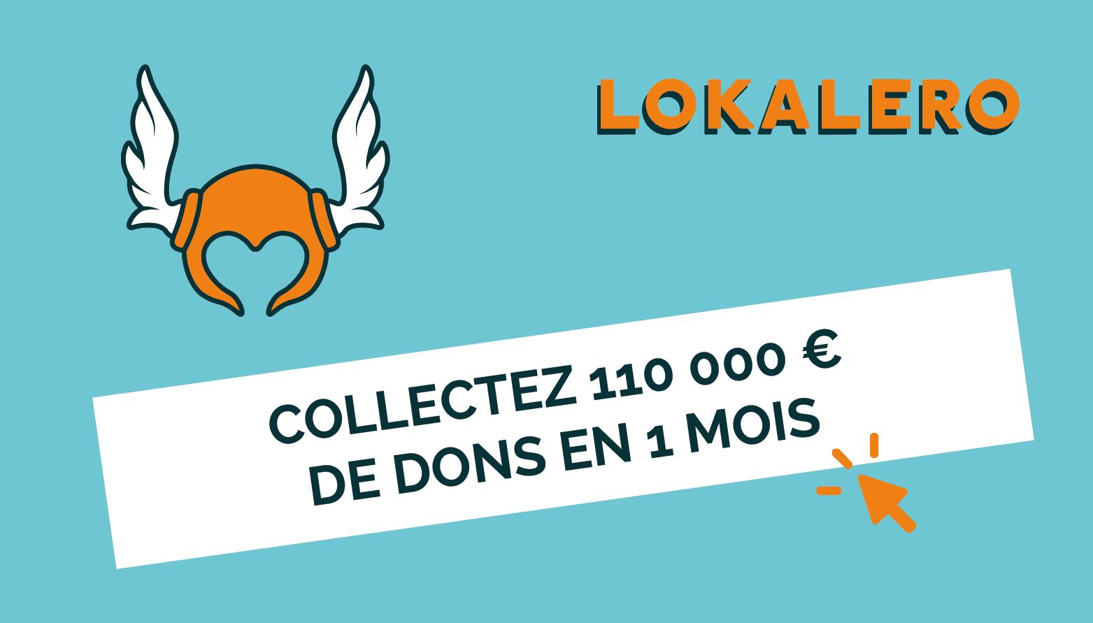 Lancer et réussir sa collecte de dons : 100 000 € en 1 mois !