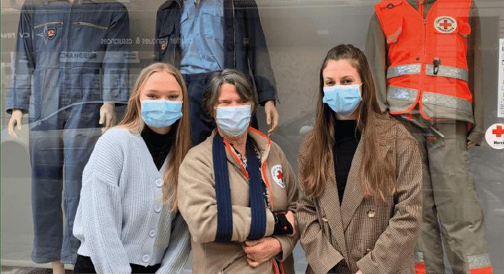 Comment mobiliser ses commerçants de proximité pour financer son projet - La Croix-Rouge Voiron